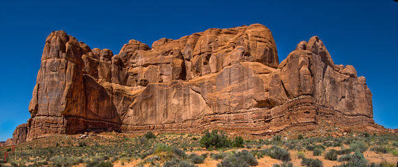 Unnamed Rock: Arches National Paark